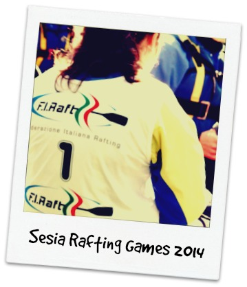 Sesia Rafting Games 2014