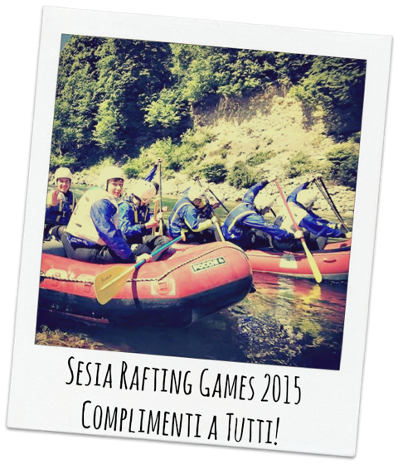 sesia rafting games 2015