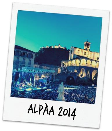 Alpàa 2014