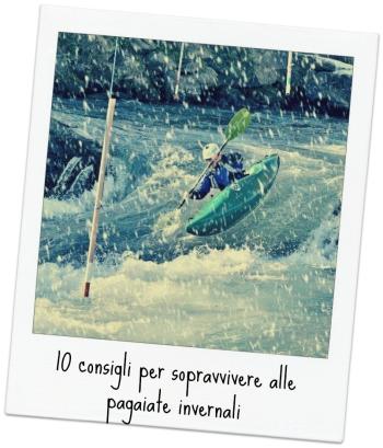 Canoa inverno Valsesia