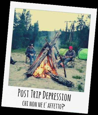 post trip depression