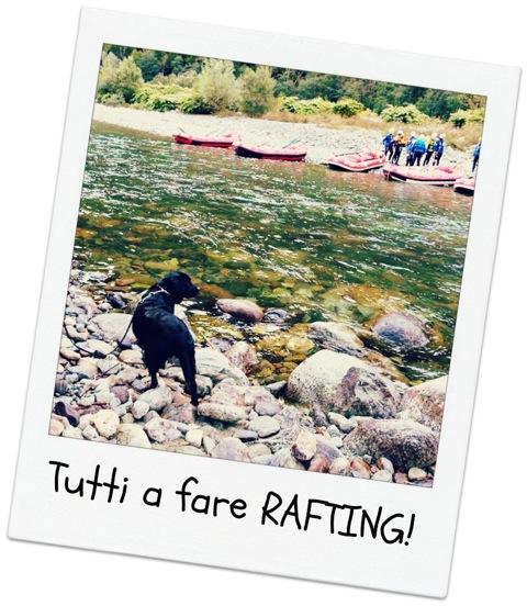Rafting Gruppo Verbanese Sciatori Ciechi