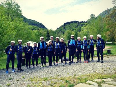 rafting scuola formazione 400