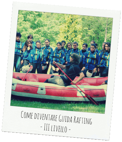 guida rafting