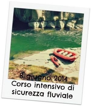 Corso intensivo di sicurezza fluviale