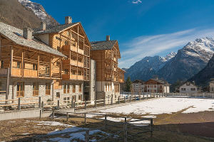 Alagna resort